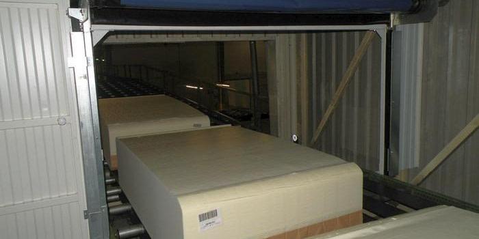 Usprawnienie systemu transportowego w zakładzie produkcyjnym polimerów