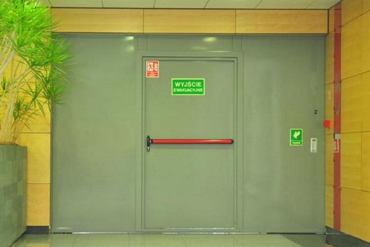 Brama przeciwpożarowa