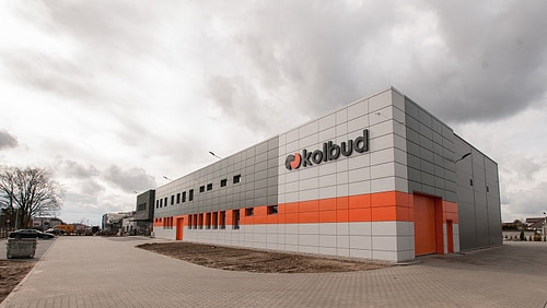 siedziba Kolbud