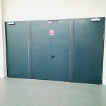 brama przeciwpozarowa EI120 Kolbud