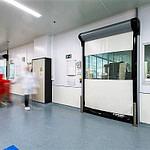 D313 CL cleanroom -bramy szybkobiezne Dynaco